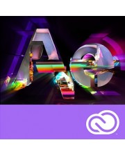 Adobe After Effects CC, 1 Jahres-Abonnement, Named VIP-Lizenz, Education, Win/Mac, Multilingual, VIP LVL 1 (1-49 Lizenzen) (65224737BB01A12)