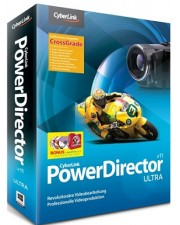 Cyberlink PowerDirector 12 Ultra Crossgrade, Win, Deutsch (4711162035507)