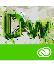 Adobe Dreamweaver CC 1 Jahr Device VIP-Lizenz, Education, Win/Mac, Multilingual, VIP LVL 1 (1-9 Lizenzen)