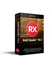 Embarcadero RAD Studio Rio 10.3 Professional 1 Named User 1Y LIZ+MNT Win/Mac, Multilingual