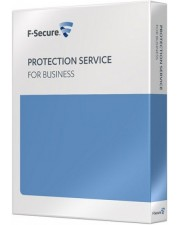 3 Jahre Renewal für F-Secure Protection Service for Business, Server Security, License, inkl. Support und Maintenance, Download, Lizenzstaffel, Win/Lin, Multilingual (25-99 User)