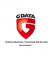 3 Jahre Renewal G DATA Software AntiVirus Business + Exchange Mail Security Ab 5 User GOV Win, Deutsch (B1004GOVRNW36)