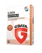 G DATA AntiVirus 2019 1 PC 1 Jahr Download Win, Deutsch (C1001ESD12001)