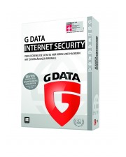 G DATA Internet Security 2018 5 PCs 3 Jahre Download Win, Deutsch