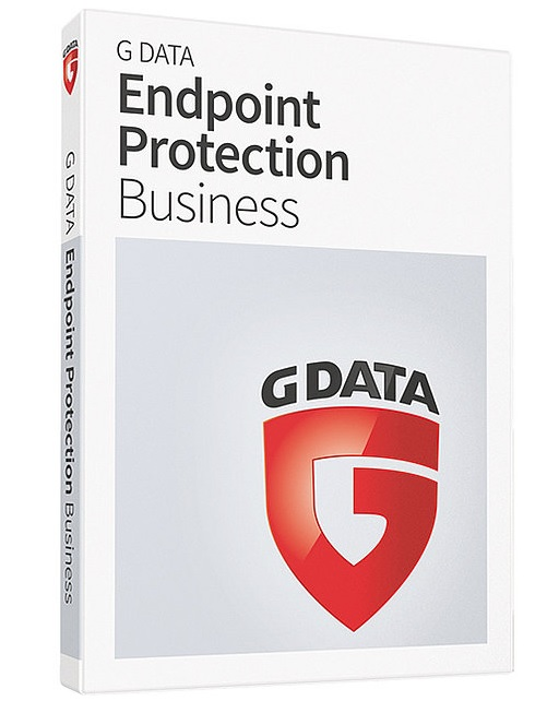 G Data EndpointProtection Business inkl. 1 Jahr Support Lizenzstaffel Win, Deutsch (10-24 Lizenzen) (B1003ESD12_10)