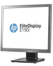 "HP EliteDisplay E190i LED Monitor 48cm 18.9"" IPS 14 ms Schwarz EEK: B"