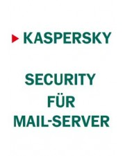 Kaspersky Security für Mail Server 1 Jahr Add-on für (SELECT, ADVANCED) Download Lizenzstaffel, Multilingual (50-99 Lizenzen)