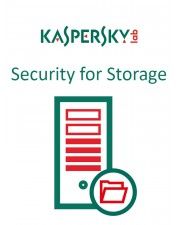 Kaspersky Security for Storage (pro User) 1 Jahr Download Lizenzstaffel, Multilingual (250-499 Lizenzen) (KL4221XATFS)