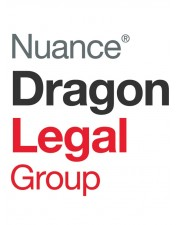Nuance Dragon Legal Group 15 Upgrade von Professional V13 und höher Download Lizenzstaffel Win, Deutsch (151-300 User)