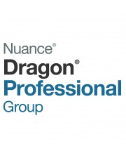 Nuance Dragon Professional Group 15 Download Lizenzstaffel GOV Win, Deutsch (10-50 User) (LIC-A209G-T00-15.0-A)
