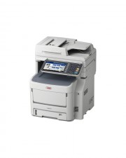 OKI MC770dnfax Multifunktionsdrucker Farbe LED A4 Duplex USB 2.0, Gigabit LAN, USB-Host