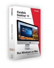 Parallels Desktop 14 Box 1 Jahr Subscription Education Mac, Multilingual (PD14-ABX1-1Y-EU)