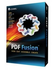 Corel PDF Fusion 1, CTL Lizenzstaffel, Win, Multilingual (11-25 User) (LCCPDFF1MLB)