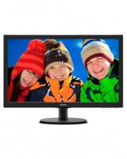 "Philips V-line LED-Monitor Display 54.6cm/21.5"" 5 ms Schwarz EEK: B"