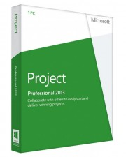 Microsoft Project 2013 Professional PKC, Deutsch