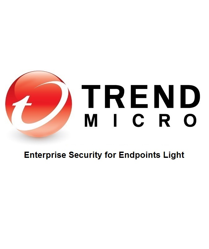 Trend Micro Enterprise Security for Endpoints light inkl. 1 Jahr Wartung Lizenzstaffel Win, Multilingual (751-1000 User) (EN00204071)