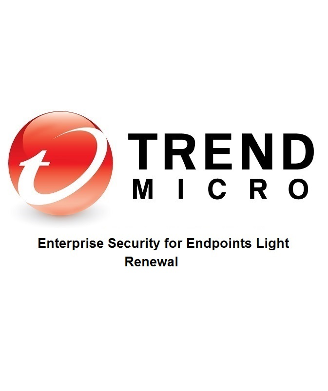 1 Jahr Renewal Trend Micro Enterprise Security for Endpoints light, Lizenzstaffel, Win, Multilingual (51-100 User) (EN00204391)