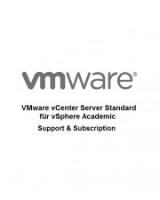 1 Jahr Basic Support & Subscription für VMWare vCenter Server Standard für vSphere 6 Academic (VCS6-STD-G-SSS-A)