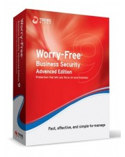 1 Jahr Renewal Trend Micro Worry-Free Business Security 9 Advanced, Lizenzstaffel, Win/Mac, Multilingual (51-100 User)