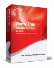 1 Jahr Renewal Trend Micro Worry-Free Business Security 9 Services, Lizenzstaffel, Win/Mac/Android, Multilingual (26-50 User) (WF00219024)