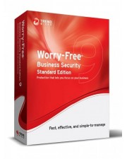 3 Jahre Renewal Trend Micro Worry-Free Business Security 9 Standard, Lizenzstaffel, Win/Mac, Multilingual (6-10 User)