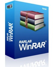 Rarlab WinRAR 5.50, Lizenzstaffel, Win, Download, Multilingual (2-9 User) (WINR2)